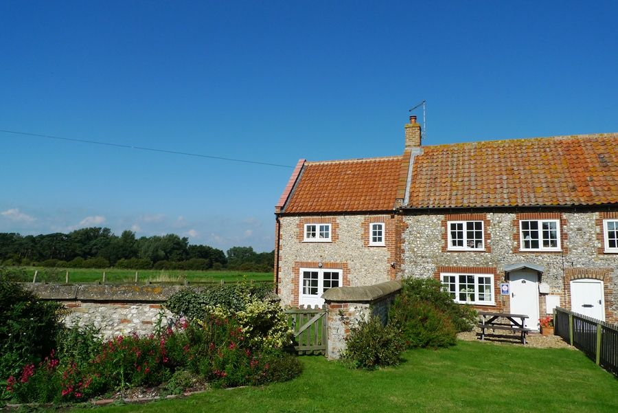 3 Field Fare Cottages | Front
