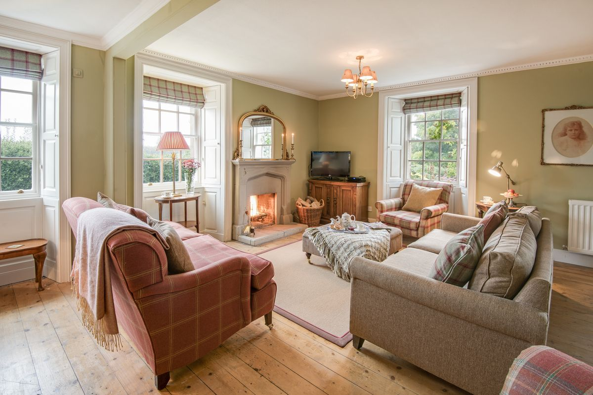 Abbey House Holiday Home Coldstream
