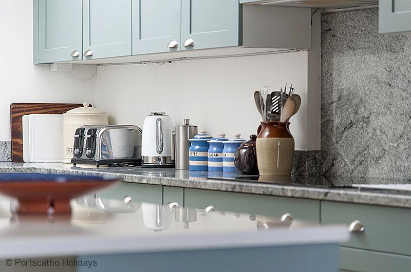 Gibraltar House; St Mawes; Kitchen