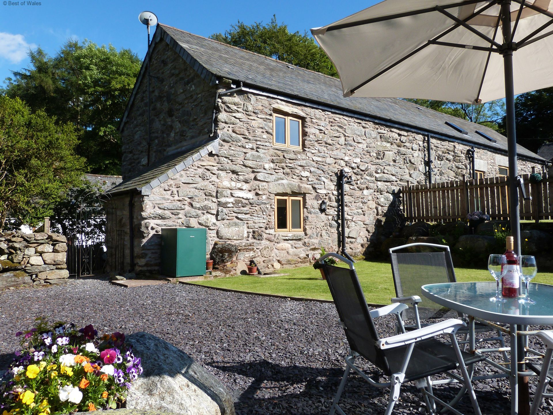 Short Breaks For Couples At A Cottage Near Bala