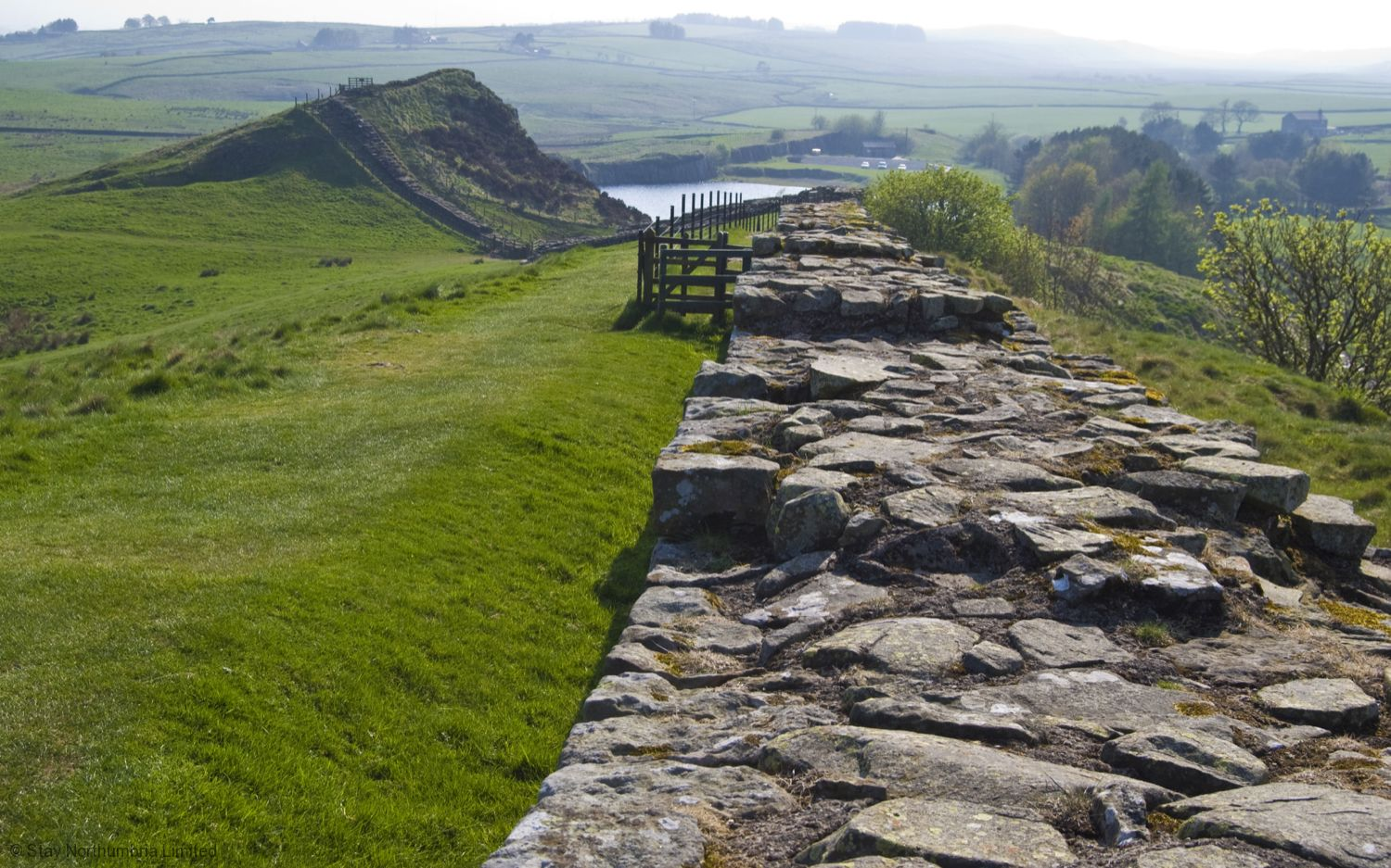 Hadrian's Wall: 15-50 minute drive ( depending on location)