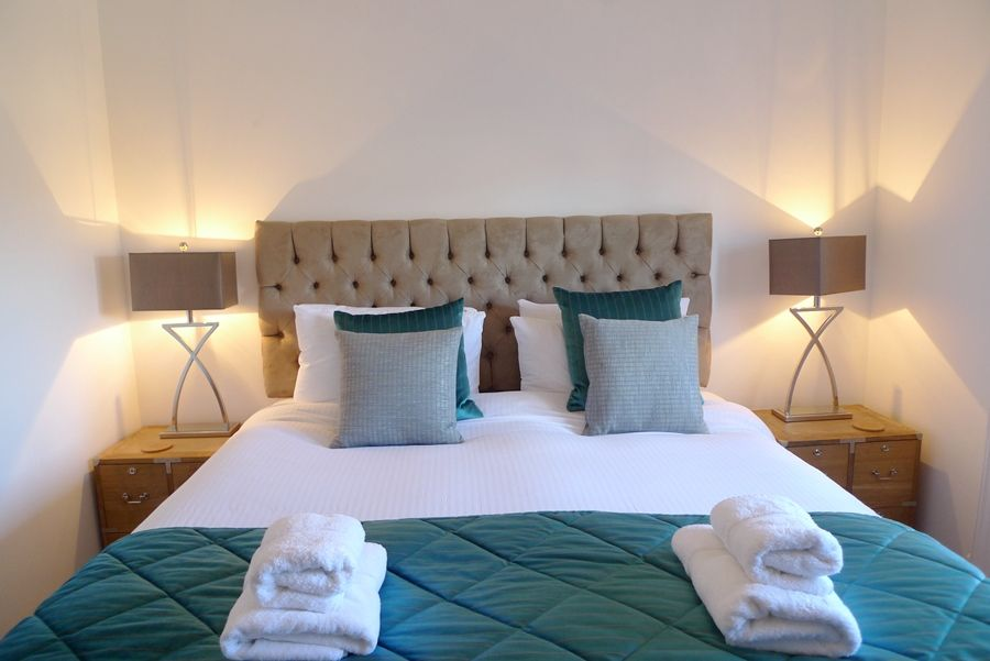 Willow Lodge for 8 plus 2 | Bedroom 1