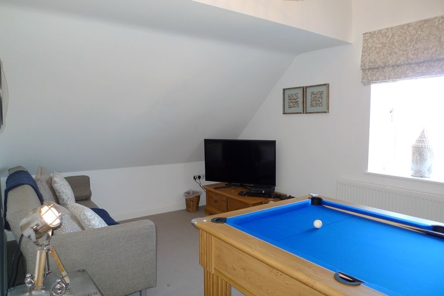 Willow Lodge for 8 plus 2 | Games room