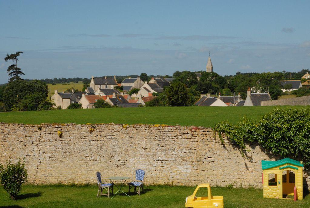 La ferme de longues gite 2 longues sur mer normandy france baby friendly boltholes - Gites de france normandie ...
