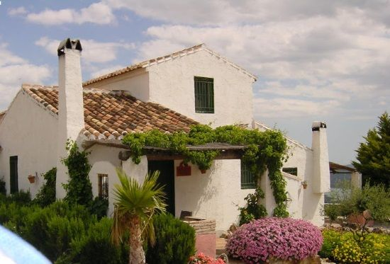 Cantueso cottage sleeps 2 infant periana andalucia region spain baby friendly boltholes - Casa rural spain ...