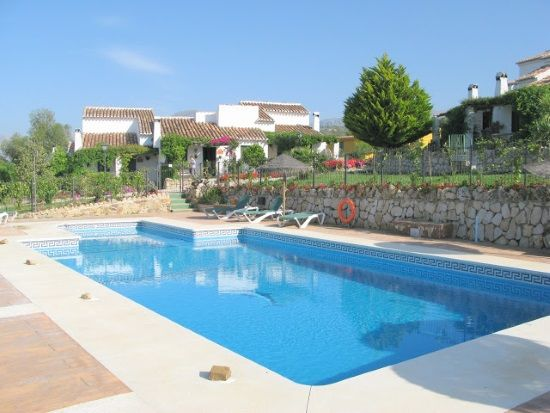 Cantueso Cottage Sleeps 2 Infant Periana Andalucia Region Spain Baby Friendly Boltholes
