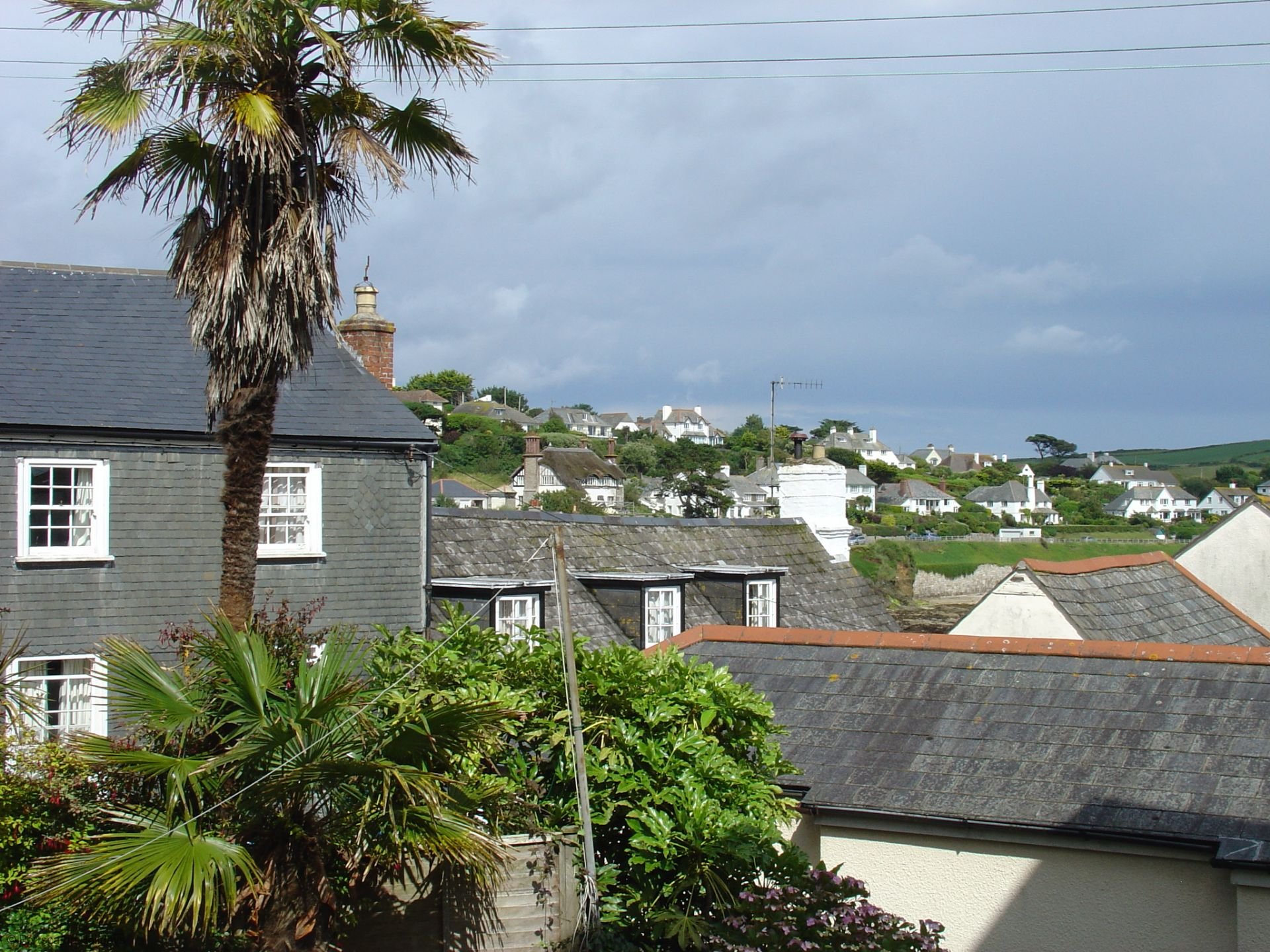 Helm; St Mawes; View