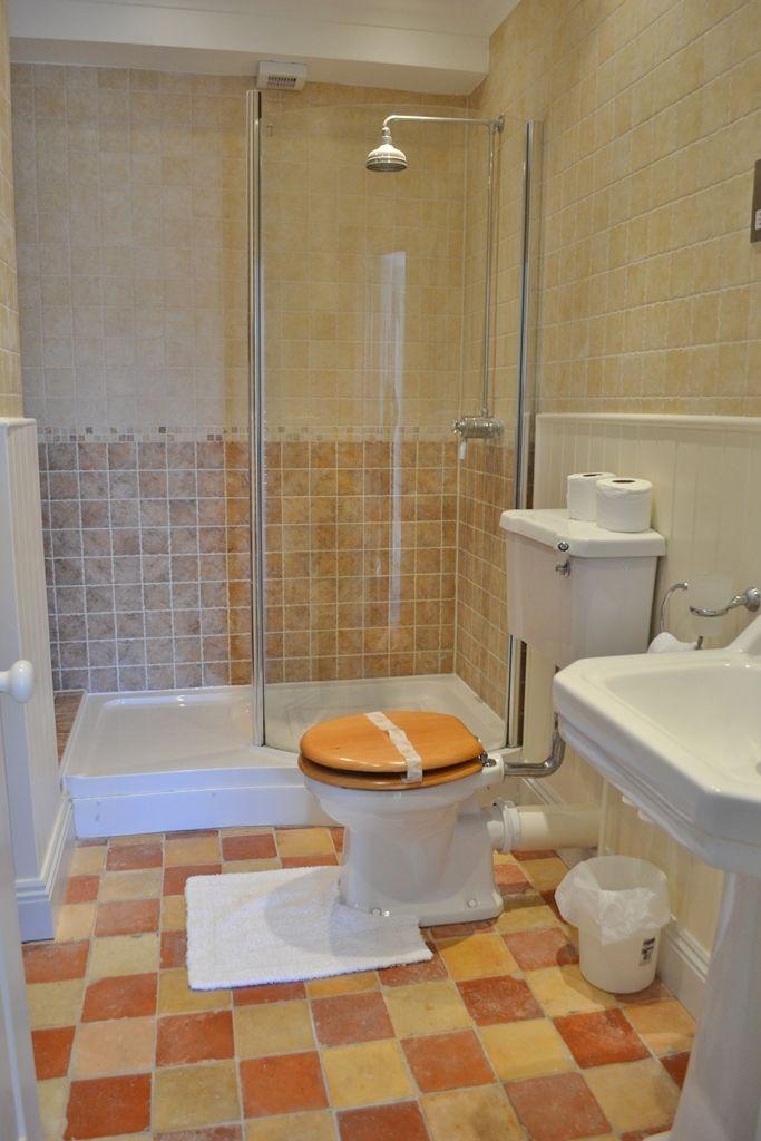 Ensuite shower room - Bedroom 1