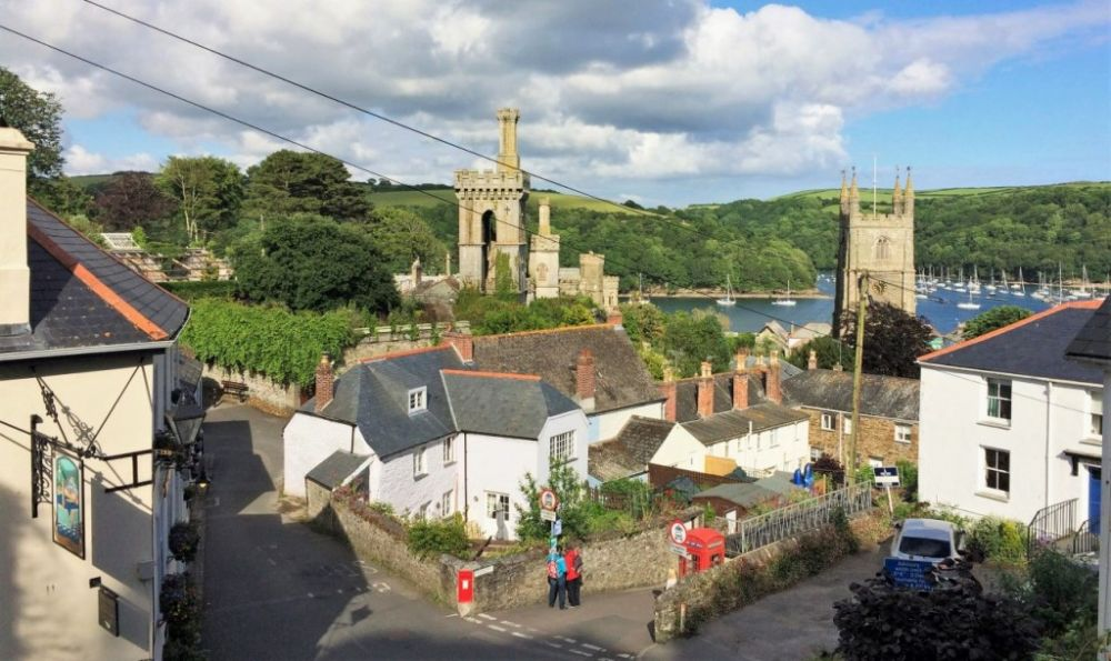Place, Church & Harbour