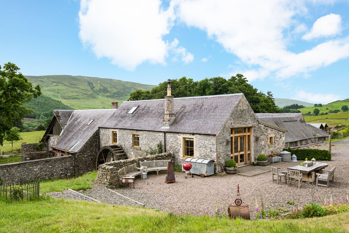 holiday cottage design photo scottish borders news wilkinskennedy rh news wilkinskennedy com