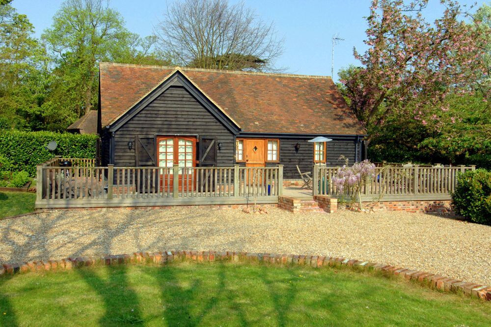 Stable Cottage with ground floor accommodation for six