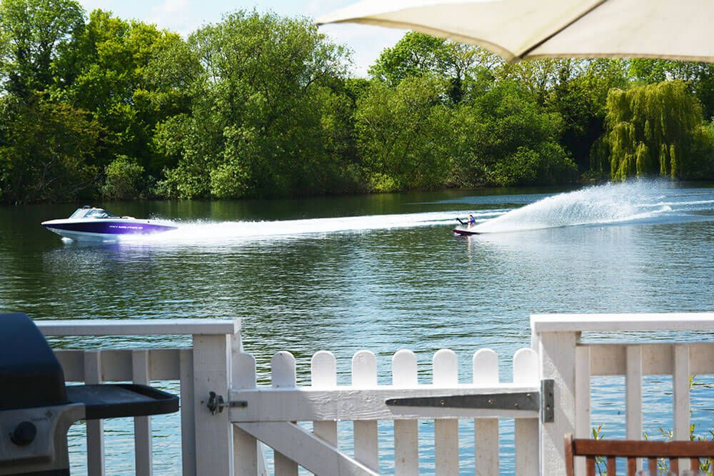 Spring Lake is the perfect location for a family activity holiday