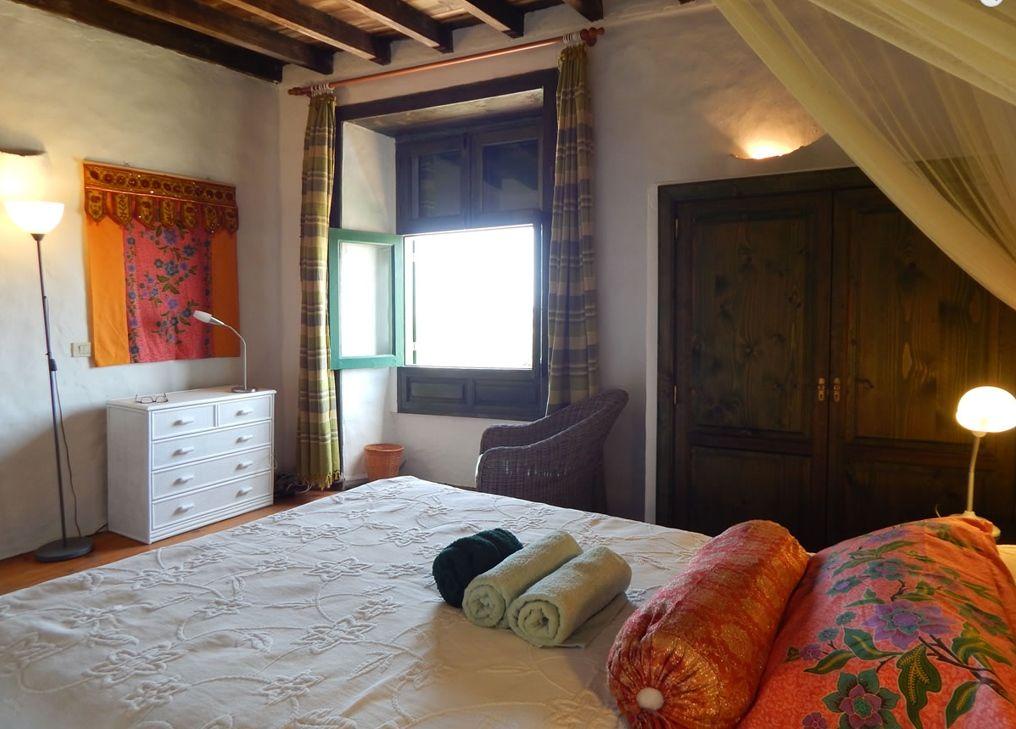 Casa caldera la puesta del sol las casitas lanzarote for Planimetrie della casa del cottage
