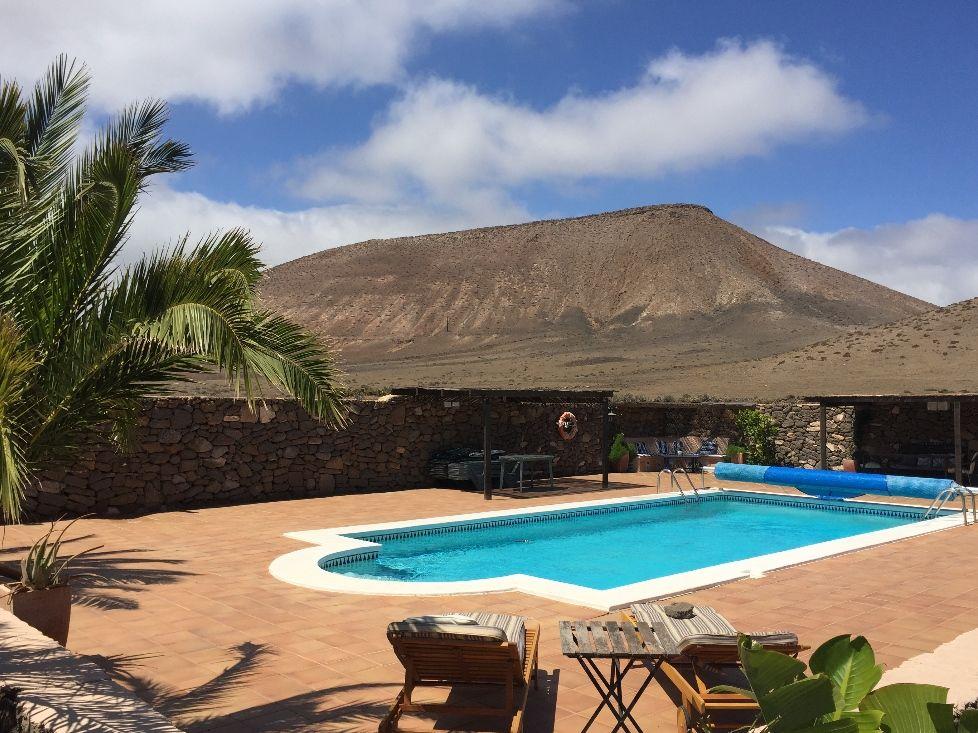 Casa Caldera La Puesta Del Sol Las Casitas Lanzarote