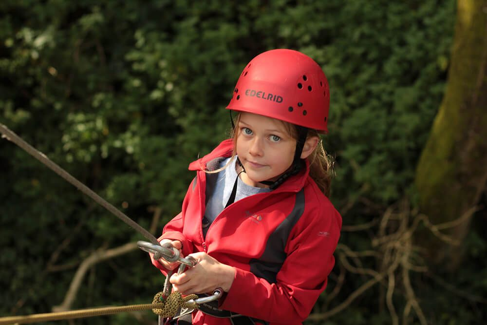 Adrenalin junkies should check out Mendip Activity Centre who offer a host of activities suitable for the whole family