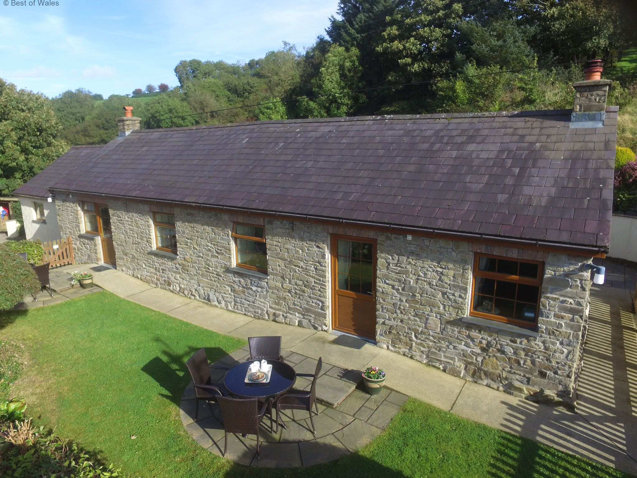 Small Family Holidays In West Wales