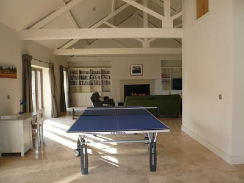 Big Sky Barn | Table tennis