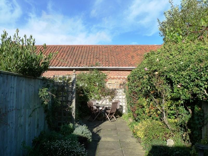 Petts Cottage | Garden