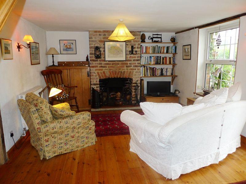 Crab Cottage | Sitting room