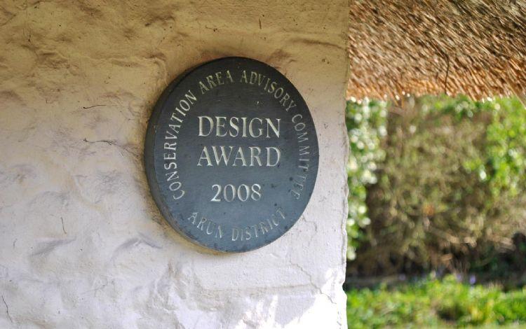 Award winning cottage