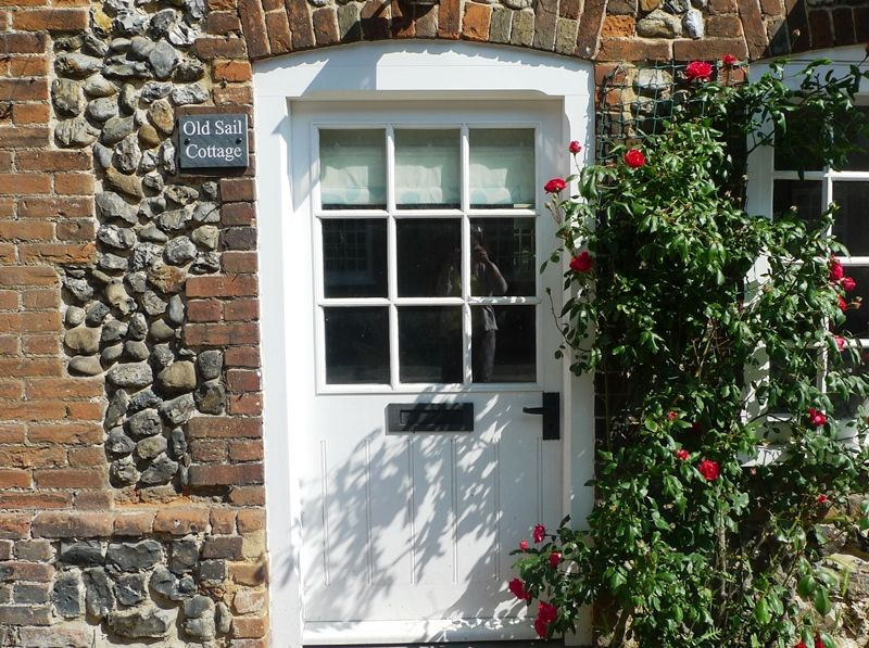 Old Sail Cottage | Front door