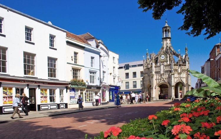Chichester City Centre