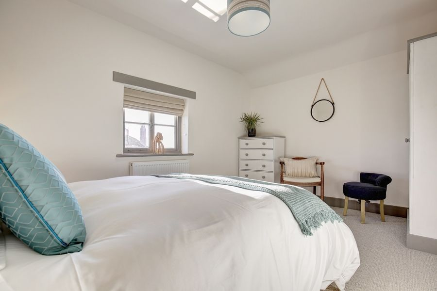 Egmere End Cottage | Bedroom 2