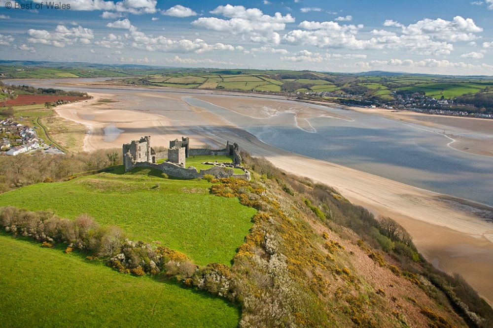 Llansteffan Holiday Cottage