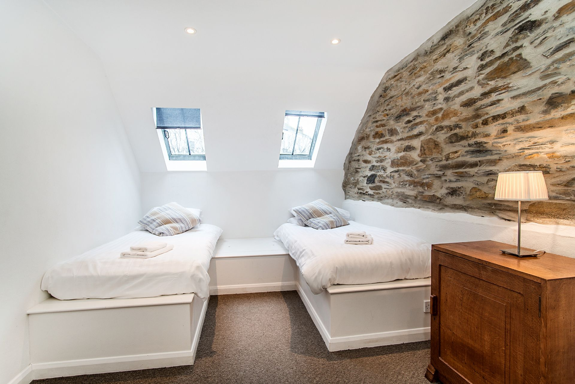 Ty Gwn; Portscatho; Third bedroom