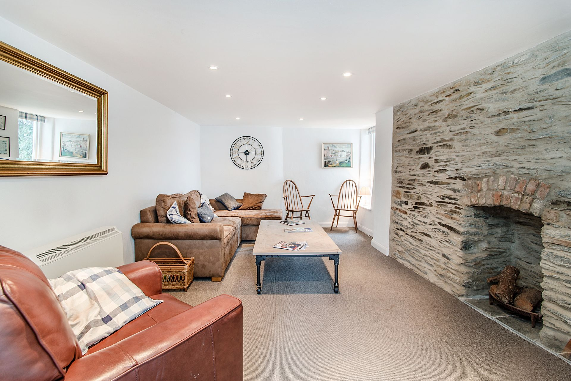 Ty Gwn; Portscatho; Lounge