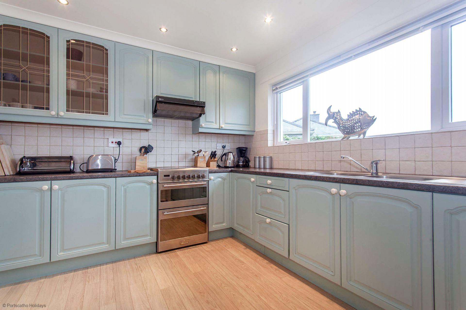 Poldhu; St Mawes; Kitchen