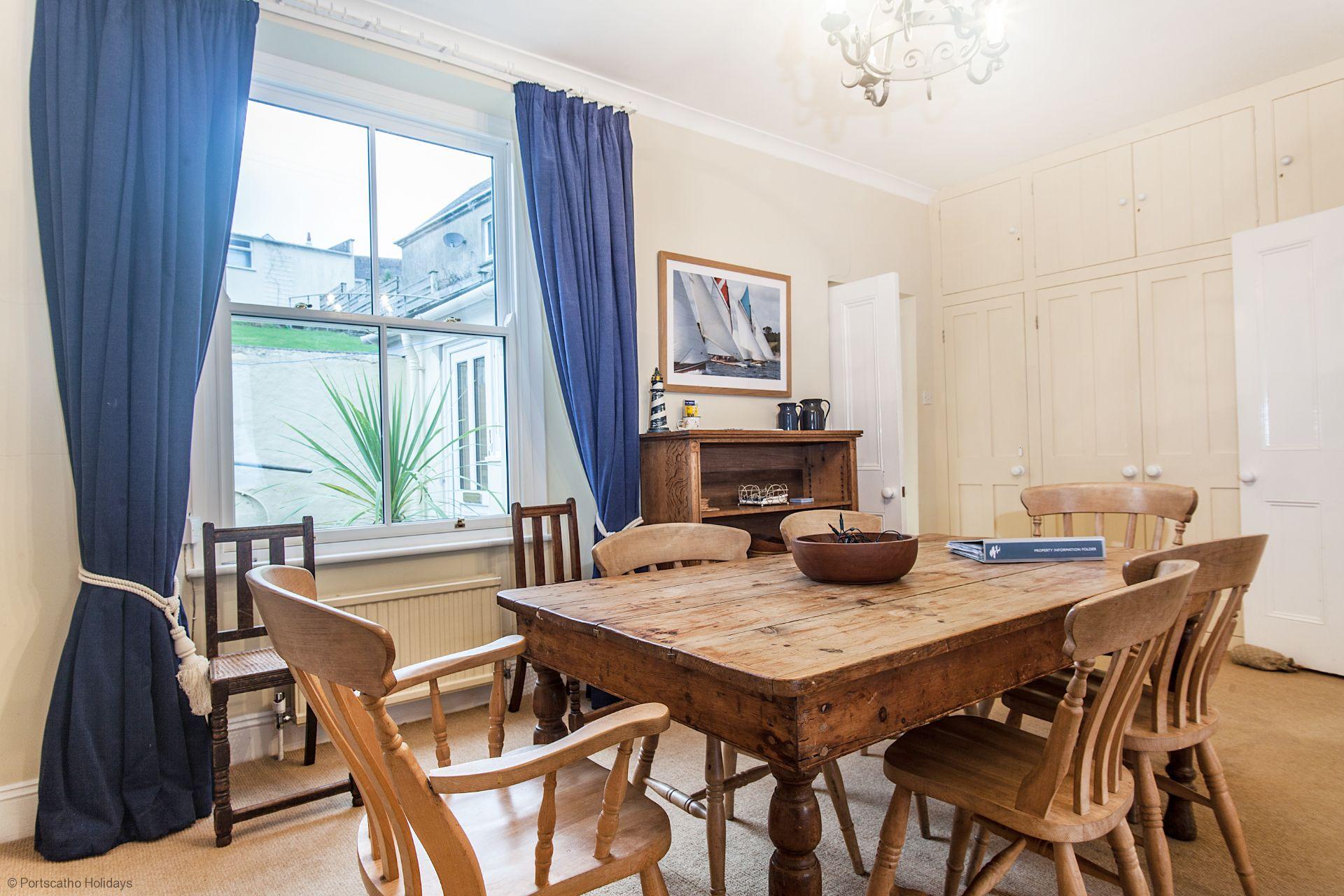 Trevellas; Portscatho; Dinning Room III