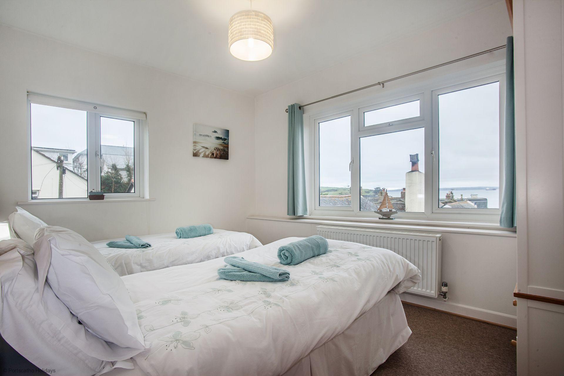 A Loft; St Mawes; Twin Bedroom II