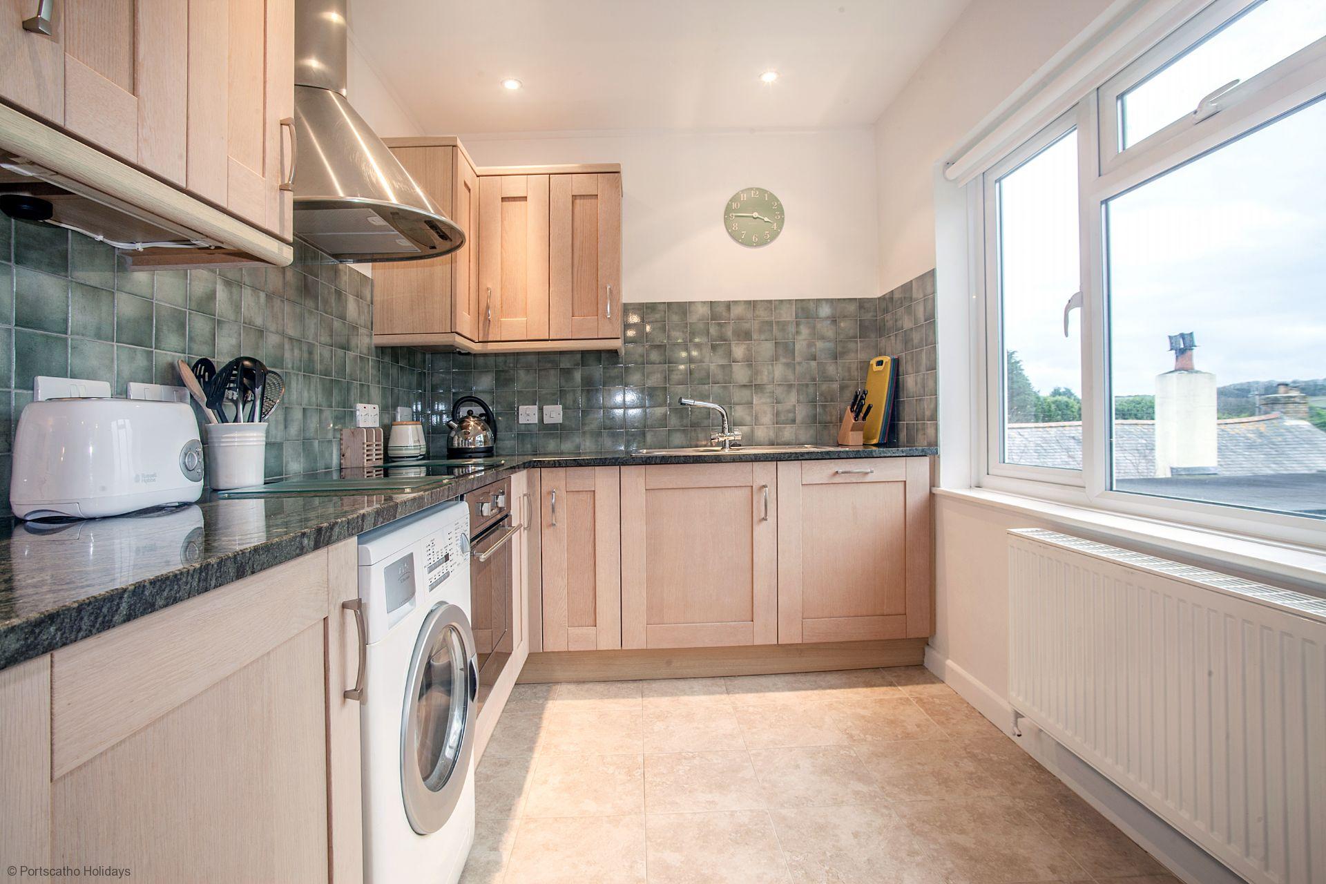 A Loft; St Mawes; Kitchen II