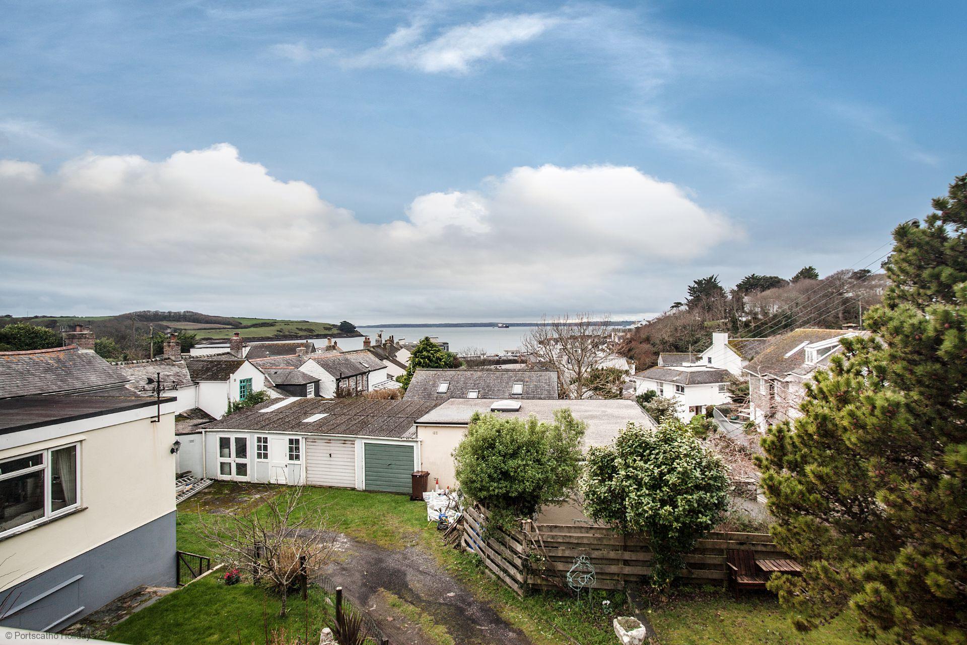 A Loft; St Mawes; Cornwall; View