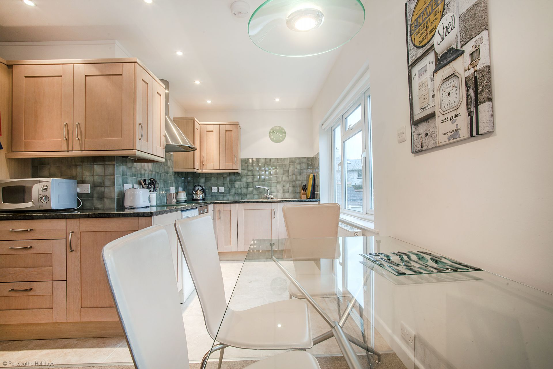 A Loft; St Mawes; Dinning table