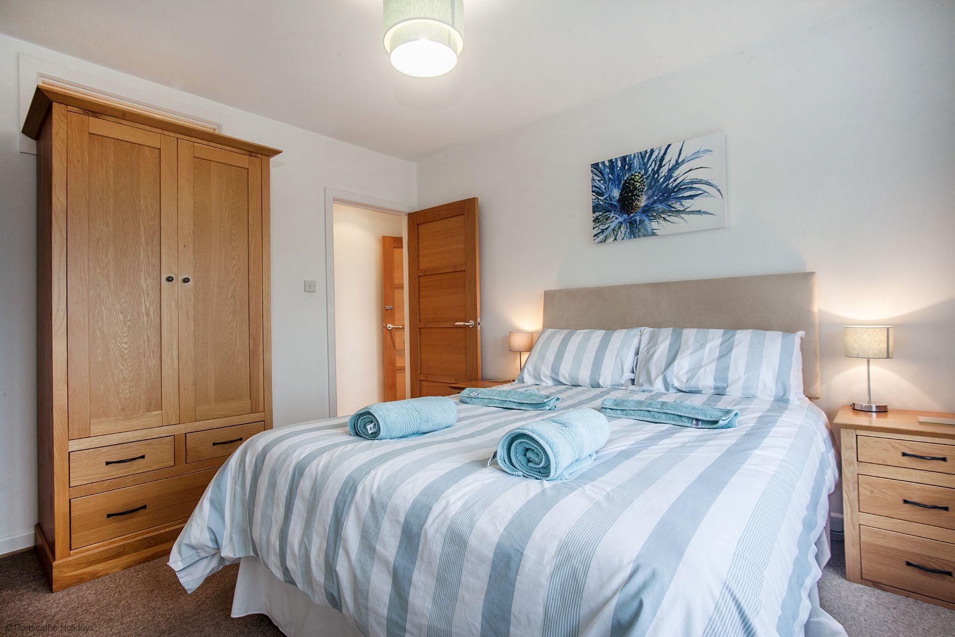 A Loft; St Mawes; Master Bedroom II