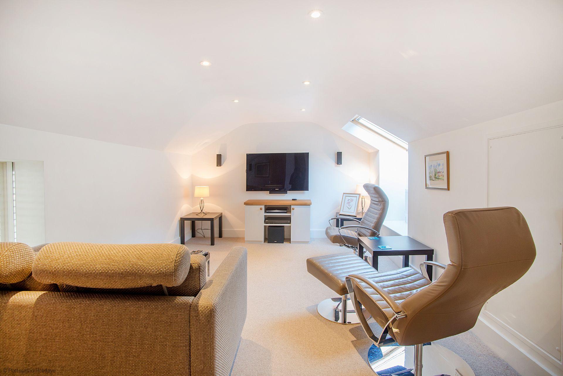 Tregwylan, St Mawes - Roseland & St Mawes cottages