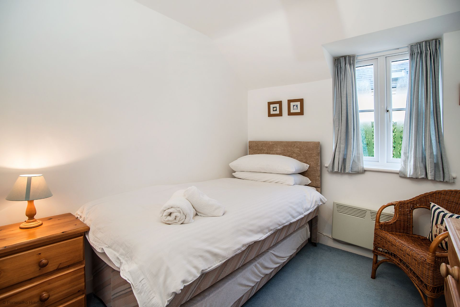 Sail Loft (Marine Parade); St Mawes; Single Bedroom