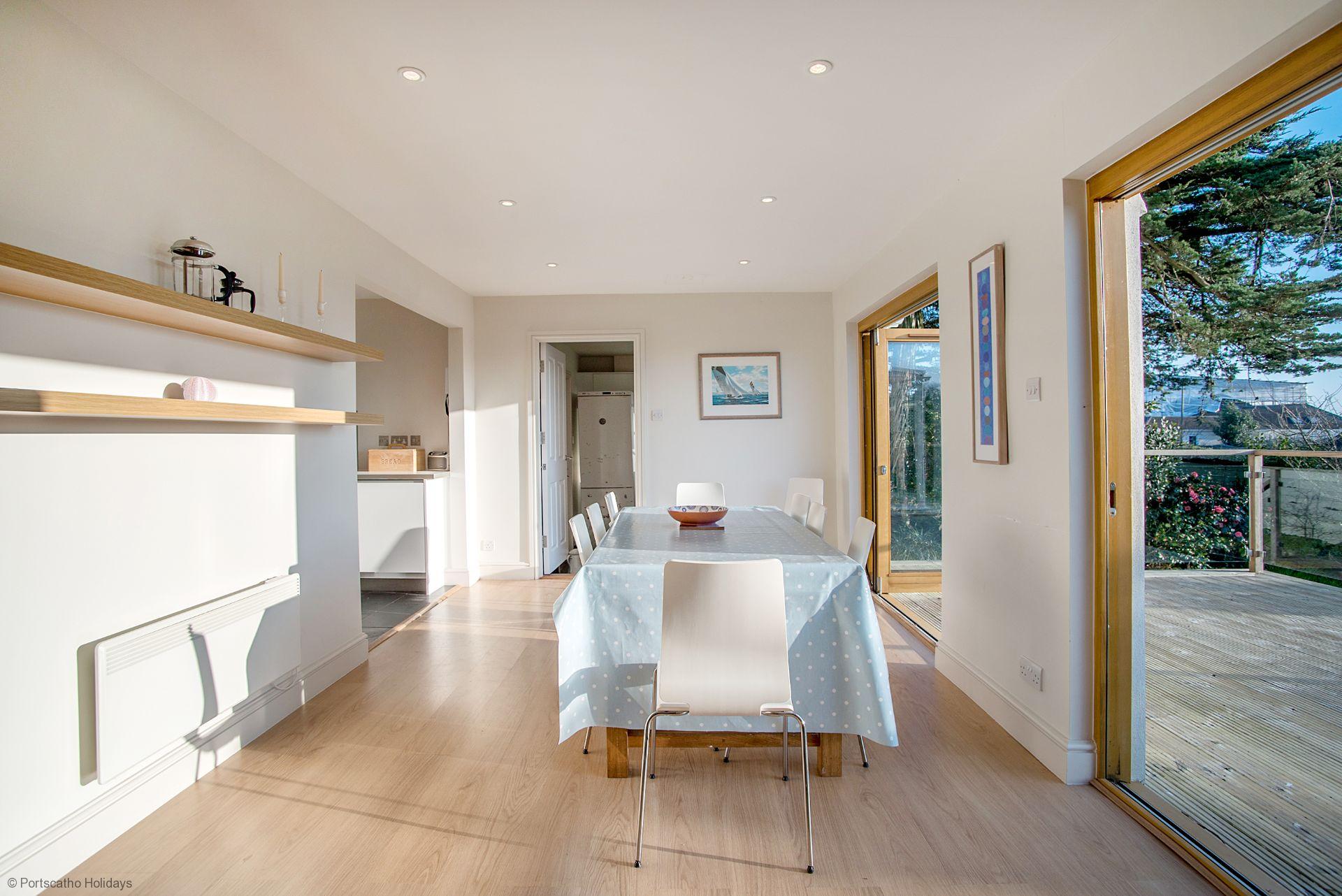 Medlar Cottage; St Mawes; Dinning Room II