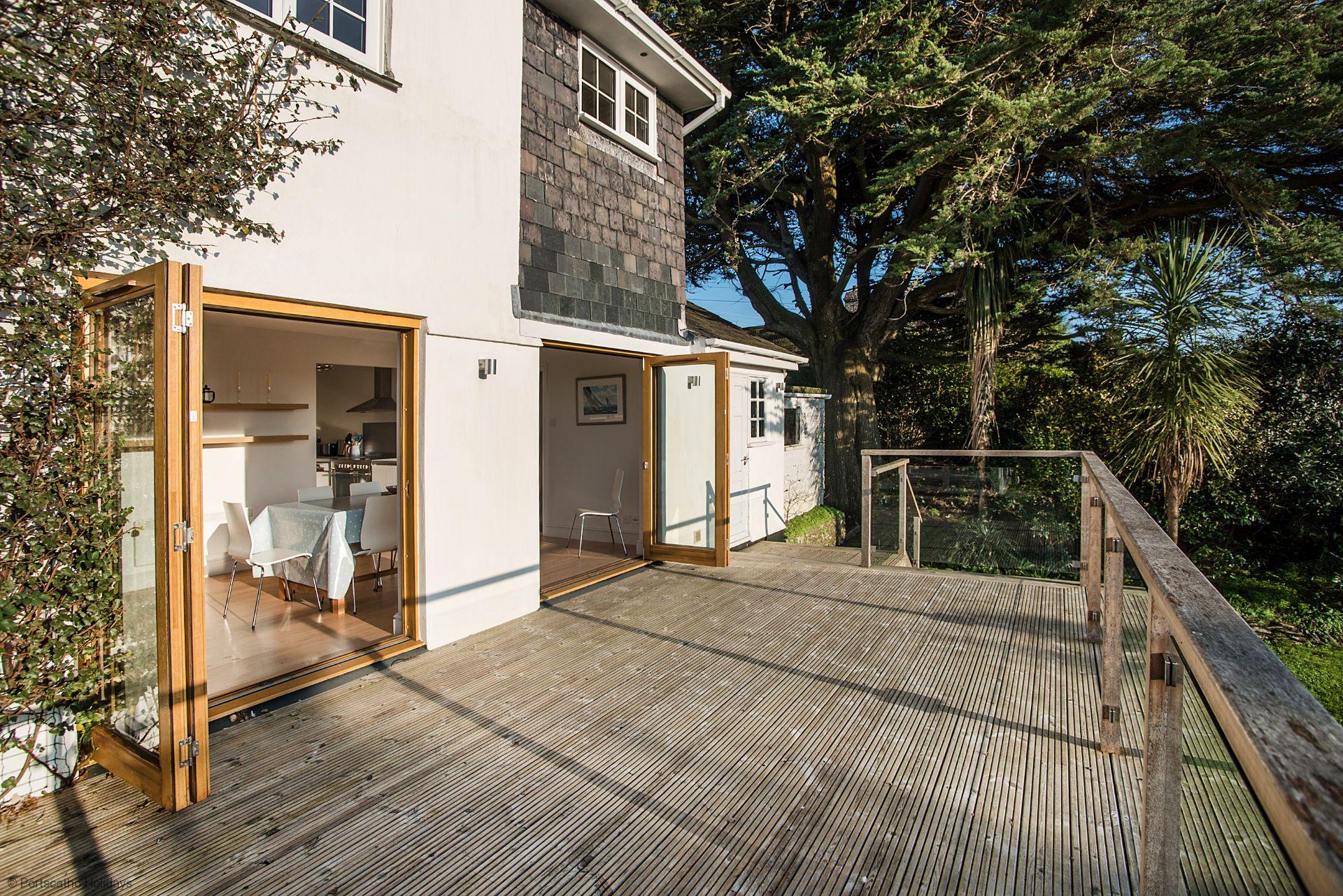 Medlar Cottage;St Mawes; Cornwall