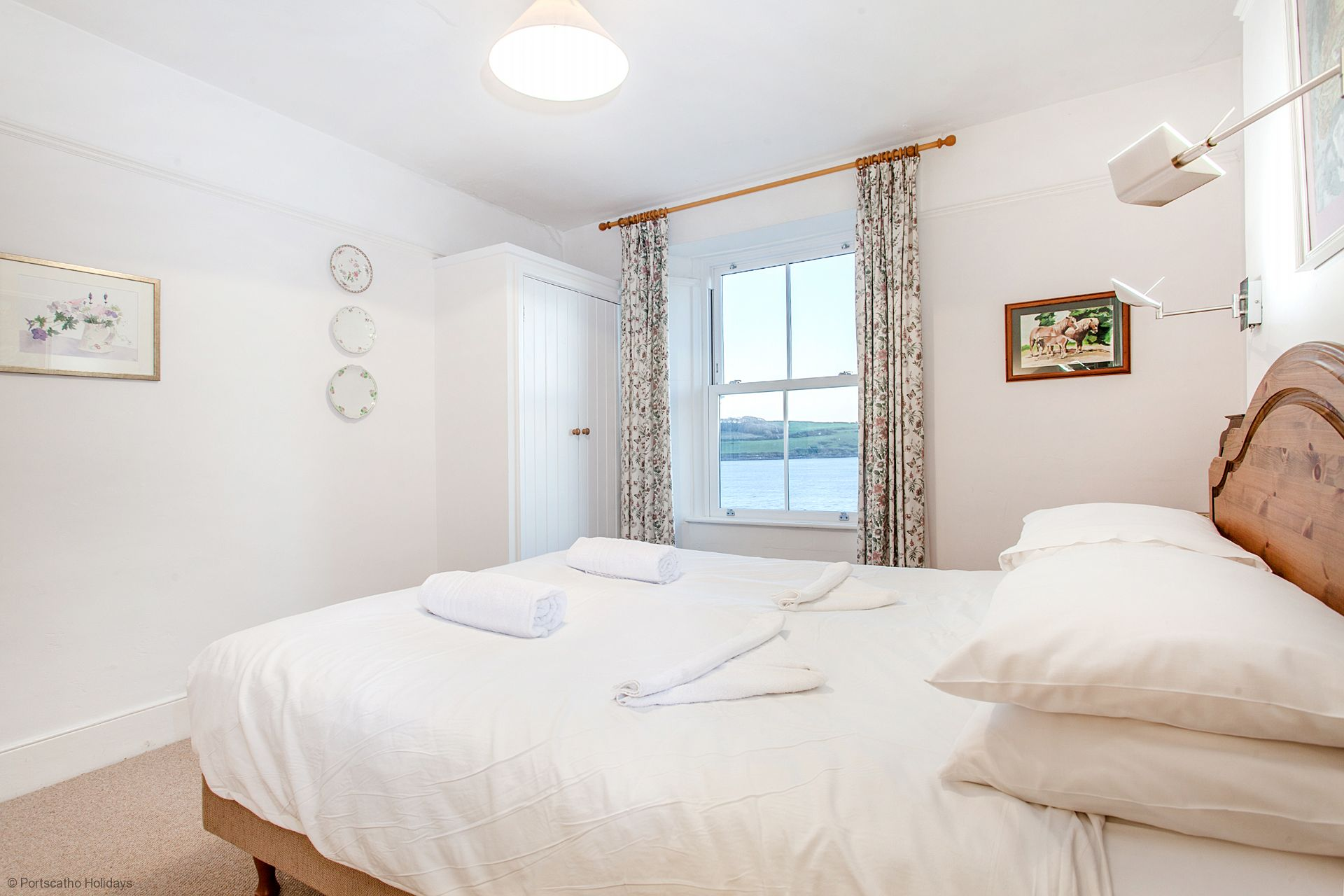 Captains Cottage; St Mawes;