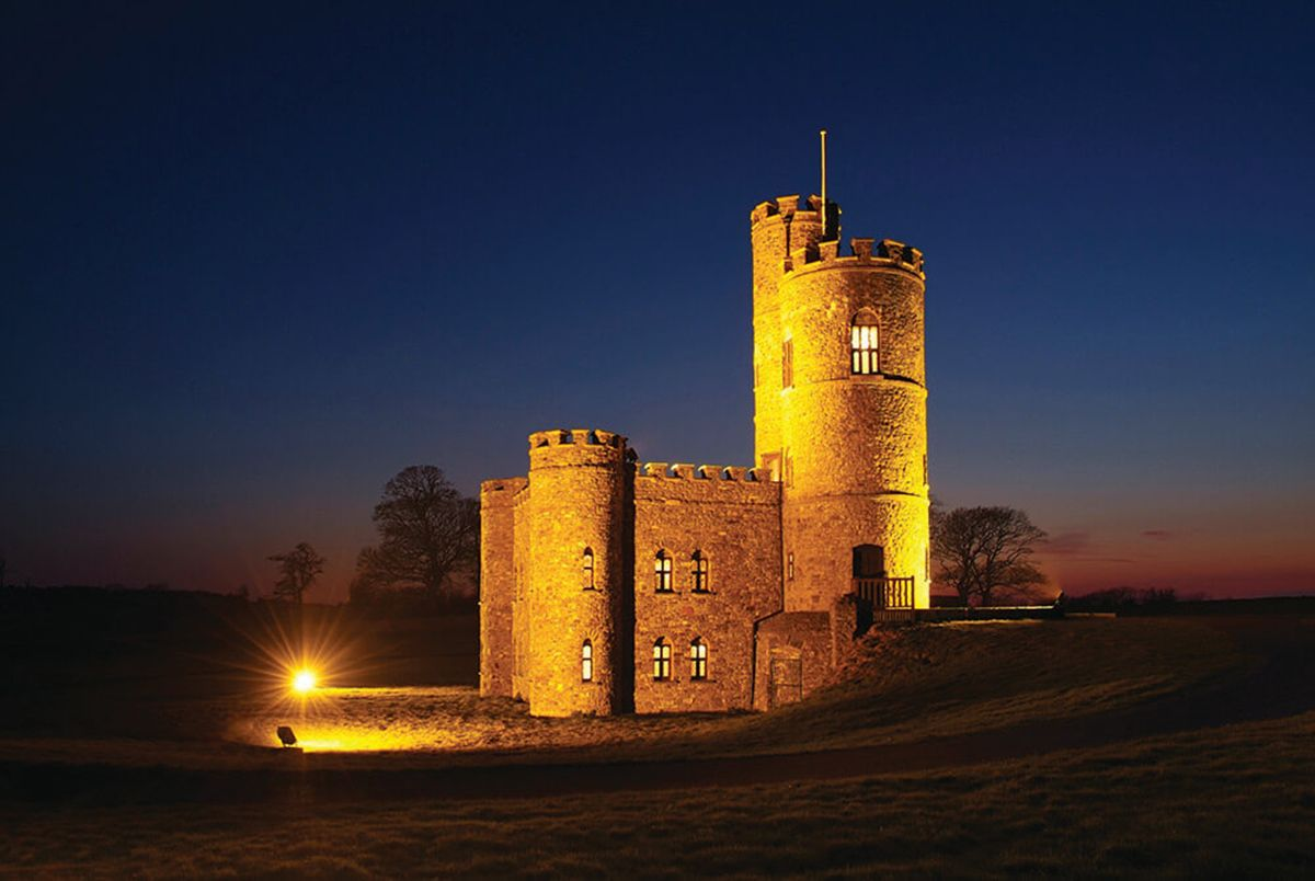 Tawstock Castle is a Grade II listed Bailey Castle with original parts dating to the 18th Century