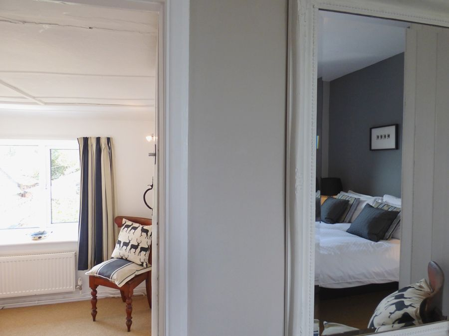 Lugger Cottage | Inter-connnecting bedrooms