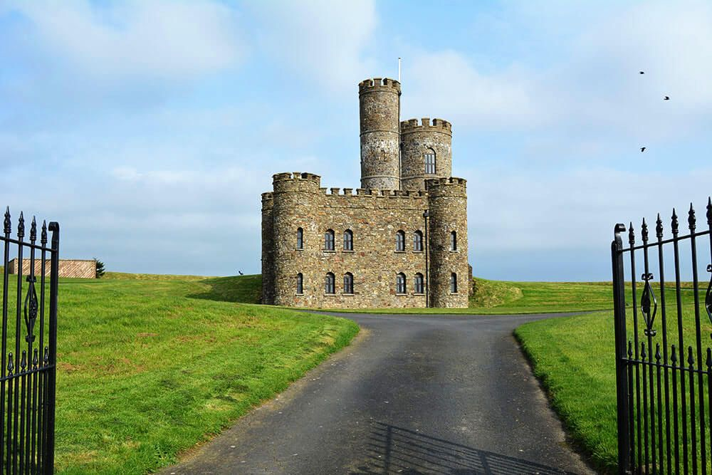 Tawstock Castle is an unusual holiday hideaway perfect for families and groups of friends at any time of the year, with secure gated entry and ample parking