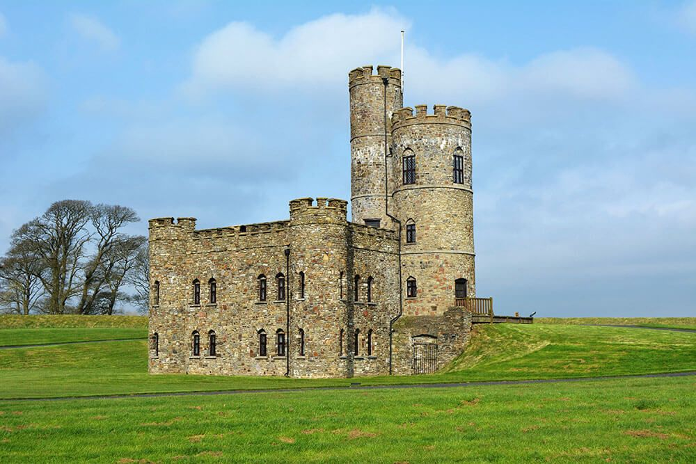 The stunning 18th-century castle has the 'wow' factor and a fascinating history