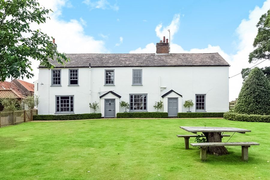 Norfolk Holiday Cottage To Rent In Snettisham Old Farmhouse