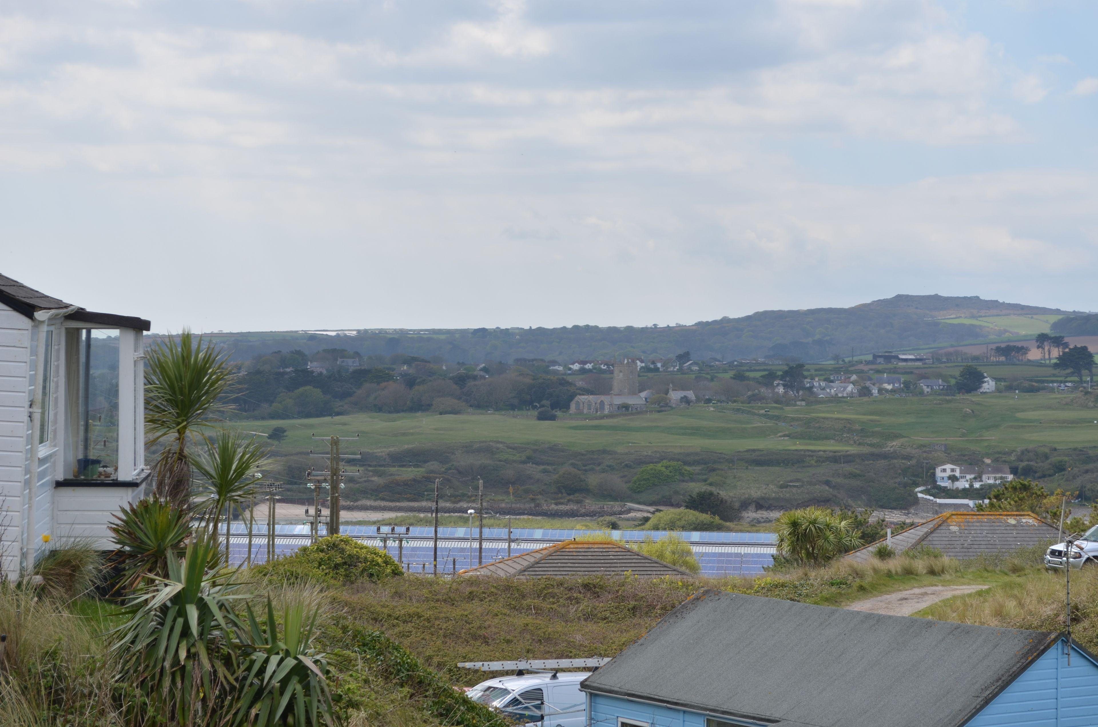 Views across to Lelant