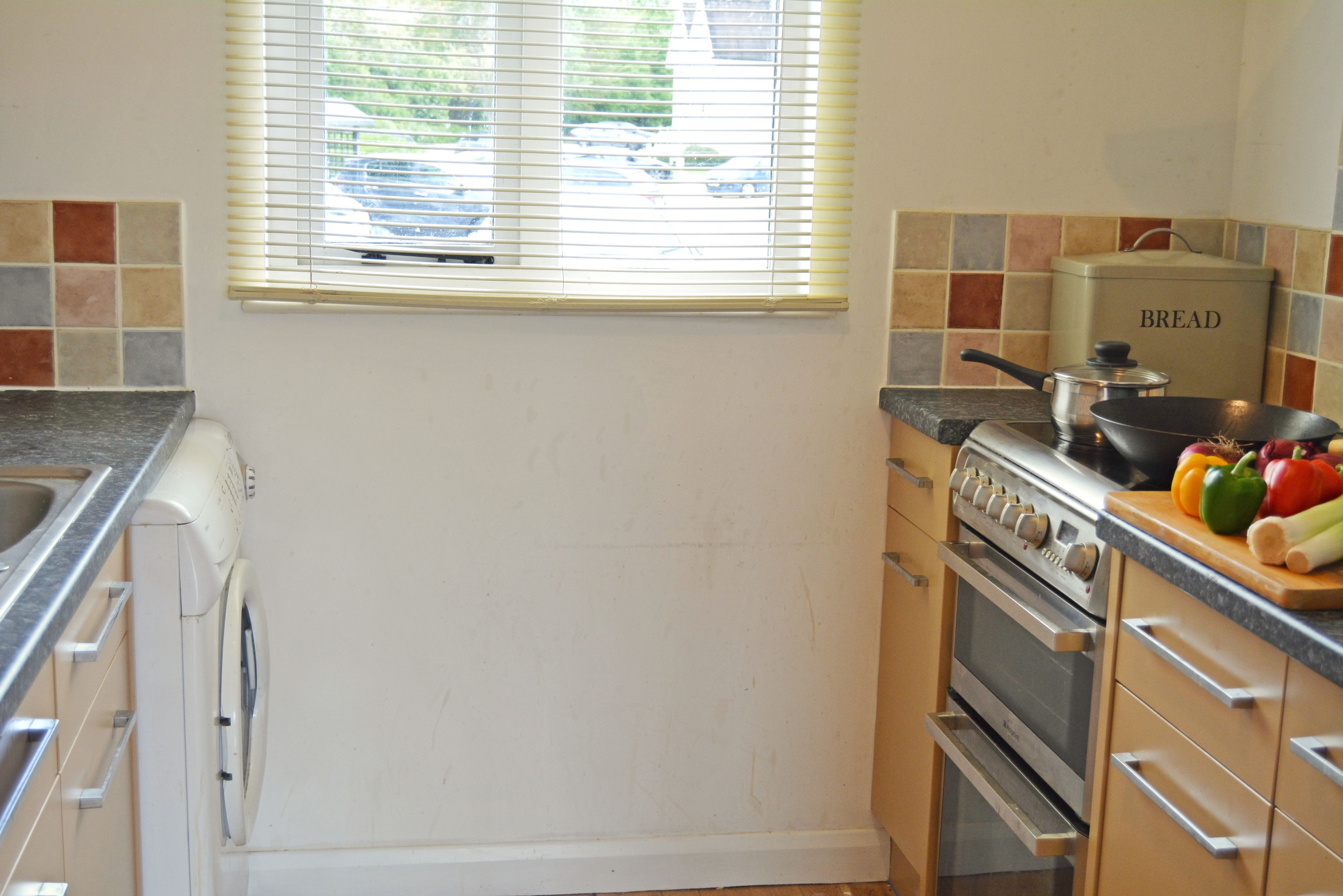 Ground floor: Separate well equipped kitchen