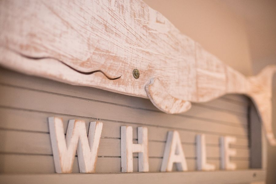 Sexton's Place   Whale